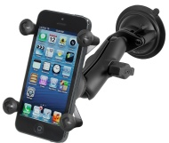 RAM Mount Universal X-Grip Holder Twist Lock Suction Cup Mount