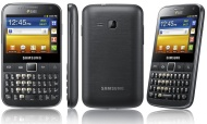 Samsung Galaxy Y Pro Duos B5512 / Samsung GT-B5512 / Samsung GT-B5512B