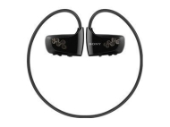 Sony Wearable Walkman MP3 Player, Black
