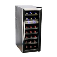Whynter 21Bottle Dual Zone Wine Cooler