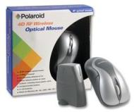 Polaroid Mouse Optical 4D 6BT PS/2 M960RF OEM
