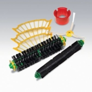 iRobot R3 500 series replacement brush kit (inc. Bristle brush,beater brush, side brush with screw and brush cleaning tool)