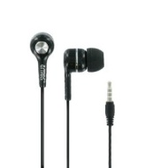 Empire ZTE Warp Black 3.5mm Stereo Hands-Free Headset Headphones [EMPIRE Packaging]