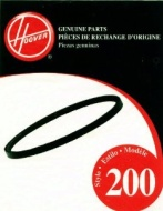 Hoover Vacuum Mach 5 & Mach 6 V-Belt Part # 38528034