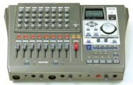 Tascam DP01FX 8 Track with Effects Digital Multitrack Recorder