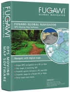 Dude! Where Are We??? -- Off-Roadin' With Fugawi Global Navigator 3.3.1