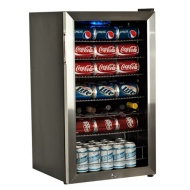 EdgeStar 103 Can and 5 Bottle Ultra Low Temperature Beverage Cooler