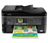 Epson WorkForce 545 Inkjet All–in–One