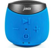 JAM Double Down HX-P370BL Portable Bluetooth Wireless Speaker - Blue
