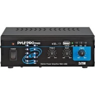 Pyle PCAU33 audio amplifier