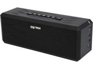 SHARKK® BoomBox NFC - Altoparlante portatile da 10 Watt, con Bluetooth 4.0, batterie agli ioni di litioda 4400 mAh, suono in uscita forte e chiaro, Ul