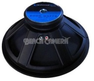 "Technical Pro WF18.1 18"" Raw Subwoofer Black"