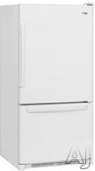 Amana Freestanding Bottom Freezer Refrigerator ABB2524DE