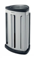Brabantia Nespresso Coffee Capsule Dispenser, Matt Steel