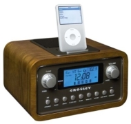 Crosley iPod Dock Clock