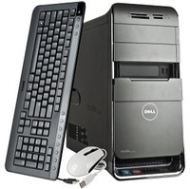 Dell Studio XPS 7100 Desktop Computer AMD Phenom II X6 1055T + ATI Radeon HD 6450 1GB