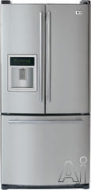 LG Freestanding Bottom Freezer Refrigerator LFD22860