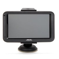 "Magellan RM5230SGLU - RoadMate 5230T-LM - 5"" - Lifetime Map and Traffic Updates - Portable GPS - Black"