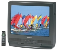 "Panasonic PV D52 Series TV (20"", 25"", 27"")"