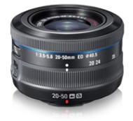 Samsung 20-50mm f/3.5-5.6 ED i-Function Lens