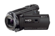 Sony HDR-PJ650V 32GB Full HD Camcorder 20.4 MP stills w/ Projector Essentials Bundle