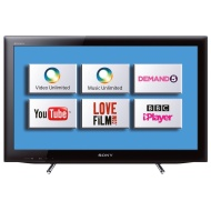 Sony KDL22EX553BU 22-inch Widescreen HD-ready WXGA (1366 x 768) LCD TV with Freeview HD - Black