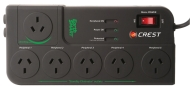 Crest Electronics Earth Smart Surge Protector