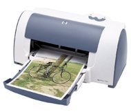 Hewlett Packard DJ656 DeskJet Printer