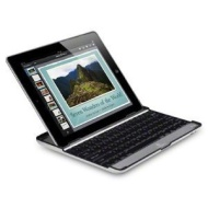 IPAD-2 ALUMINUN BLUETOOTH KEYBOARD / STAND / CARRY COVER