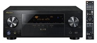 Pioneer Elite - 1155W 7.2-Ch. Network-Ready 4K Ultra HD and 3D Pass-Through A/V Home Theater Receiver - Black VSX-80