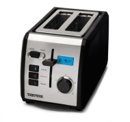 TOASTESS TT513 STEEL TOASTER 2SLICE DIGITAL COUNTDOWN