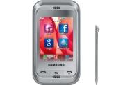 Vodafone Samsung Libre C3300 Mobile Phone - Silver