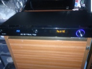 Bush CHT101Blu Ray DVD with 5.1 Home Theatre speaker system