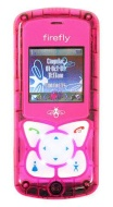 Firefly Mobile glowPhone - Pink