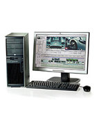 HP Workstation Xw4200
