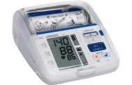 Omron IC-10 Automatic Upper Arm Blood Pressure Monitor.