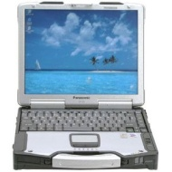Panasonic Toughbook CF-29HT 13.3-Inch Rugged Notebook PC - Silver (Refurbished)