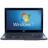 Acer Aspire 5750Z-4885 : 2.2GHz Pentium Dual Core 15.6in display LX.RSHAA.001