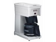 Bunn White Commercial Coffee Brewer