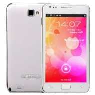 star N8000 Android 4.0 MTK6575 1.0GHz Dual SIM Quadband 5.0inch Capacitive Screen 3G Smartphone with WiFi GPS TV (pink)