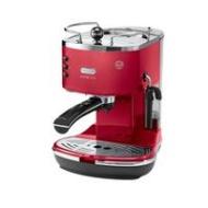 DeLonghi ECOM311.R Icona Micalite Espresso Machine - Red