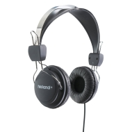 Hed Kandi Discothque Headphones - Black