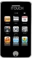 ITouch Screen 4GB MP4 Player With Camera, E-Book, Voice Recorder, AM FM Radio, TV Out 2.8 QVGA Screen