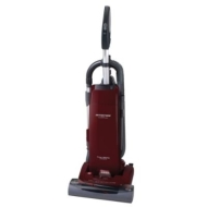 311 Burgundy Upright Vacuum Cleaner (HEPA)