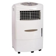 Port-A-Cool PACKA50 Portable evaporative swamp cooler, fan, and humidi Features 1000 CFM