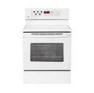 LG Freestanding Electric Range LRE30453