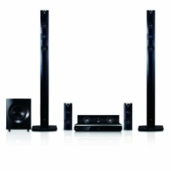 Lg LG BH9431PW 3D BLU-RAY Smart Home Theater with Aramid Speakers - Black (BH9431PW)
