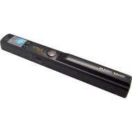 VuPoint Solutions PDS-ST441-VP Magic Wand Portable Scanner w/ Color Display, 900 DPI Resolution, USB 2.0 (Black)
