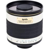 Opteka 500mm f/8 Preset Telephoto Lens for Canon EOS 50D, 40D, 30D, 20D, 5D, Digital Rebel XT, XTi, XSi, XS, & T1i Digital SLR Cameras