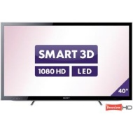 Sony KDL46HX753BU 46-inch Widescreen Full HD 1080p 3D SMART LED TV with Freeview HD